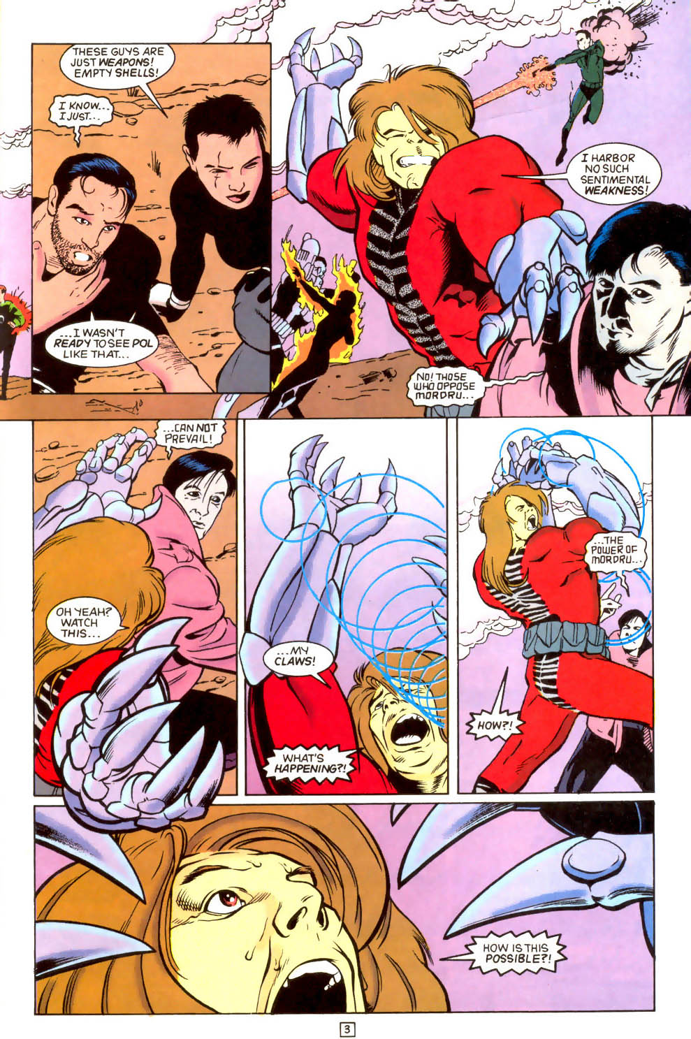 Legion of Super-Heroes (1989) 46 Page 3