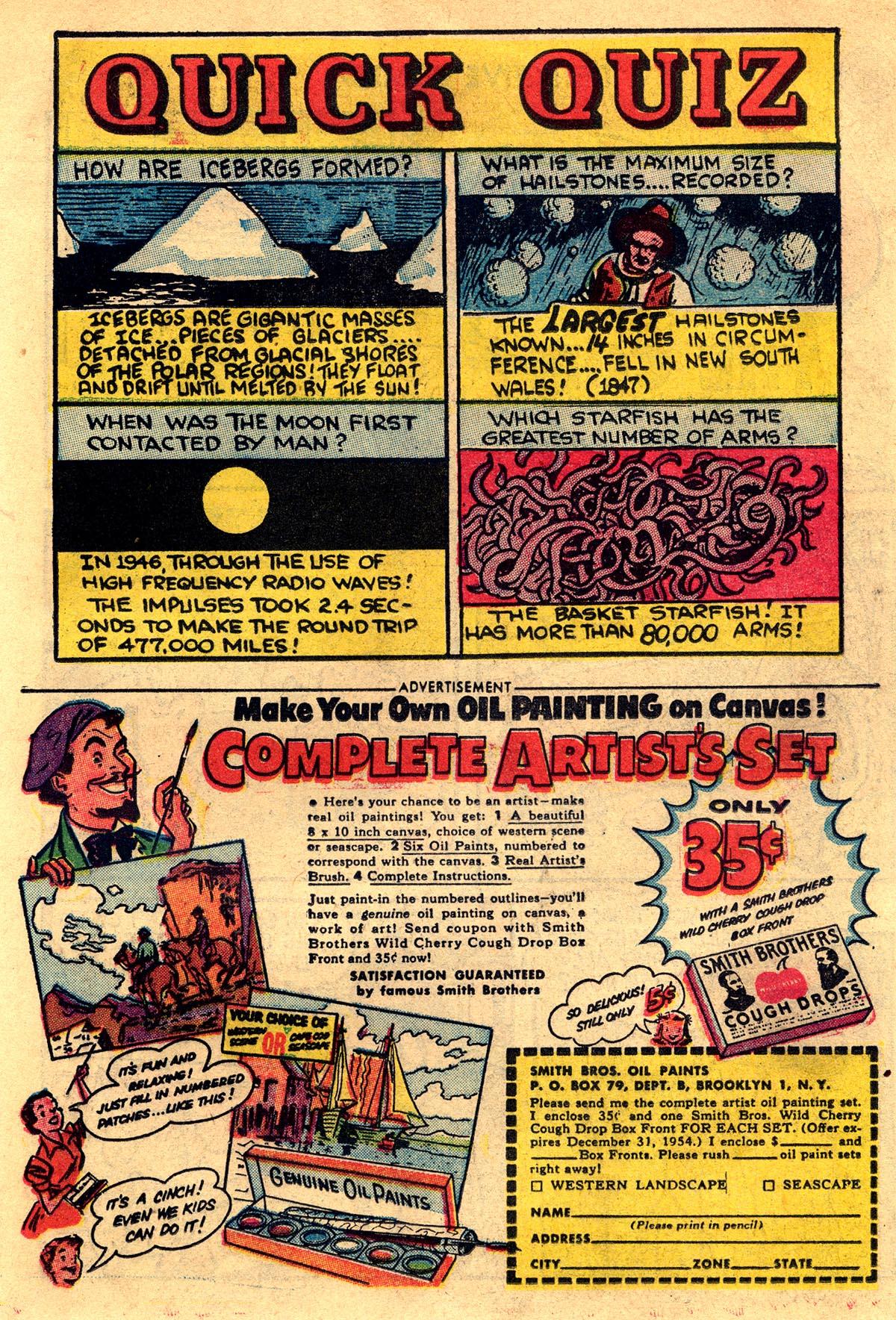 Read online Detective Comics (1937) comic -  Issue #203 - 23