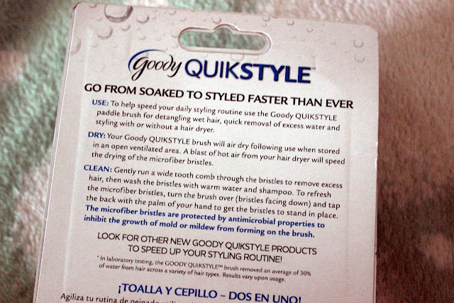 Goody Quikstyle Review