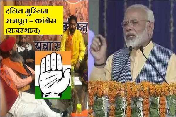 rajput-dalit-muslim-congress-winning-formula-in-rajasthan-election