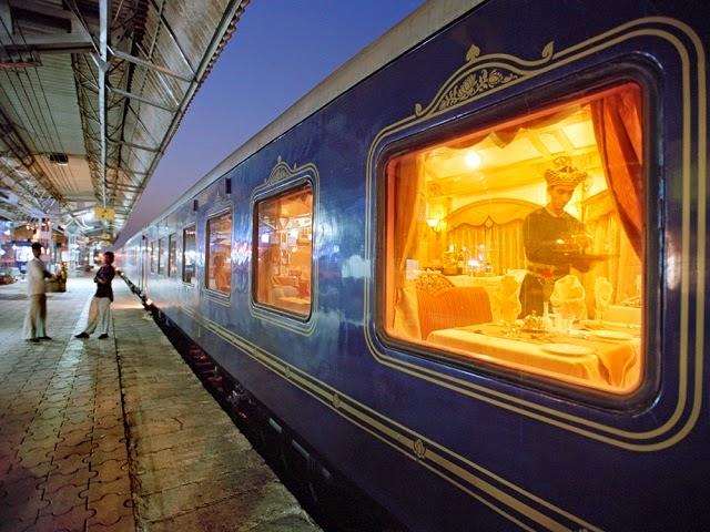 Deccan Odyssey: Luxury train journeys in India