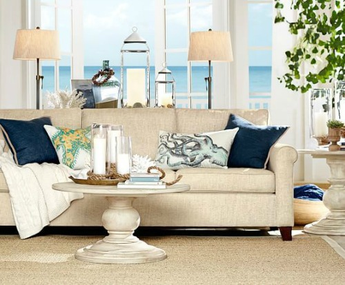 Natural Fiber Rugs for the Sandy Look and Feel