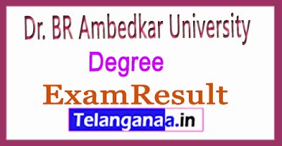 Dr B.R. Ambedkar University Degree 3rd Sem Results
