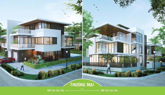 Biệt thự Golden Hills Đà Nẵng