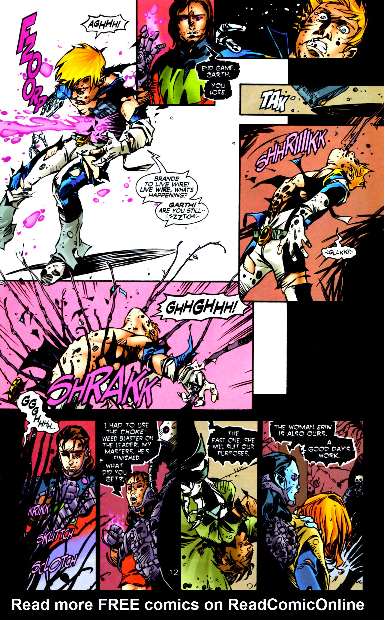 Legion of Super-Heroes (1989) 122 Page 11