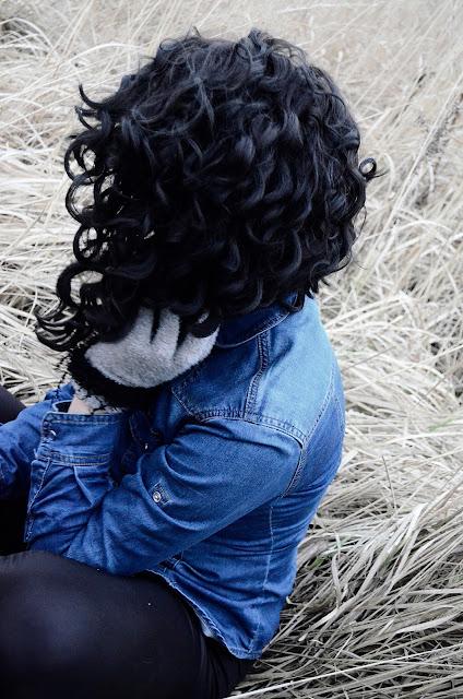 Kudłate SPA | Włosowa Aktualizacja | loki | włosy | kręcone | czarne | zima