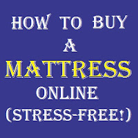 Online mattress shopping tips to save money