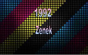 1992 zenék – techno, dance, house, pop