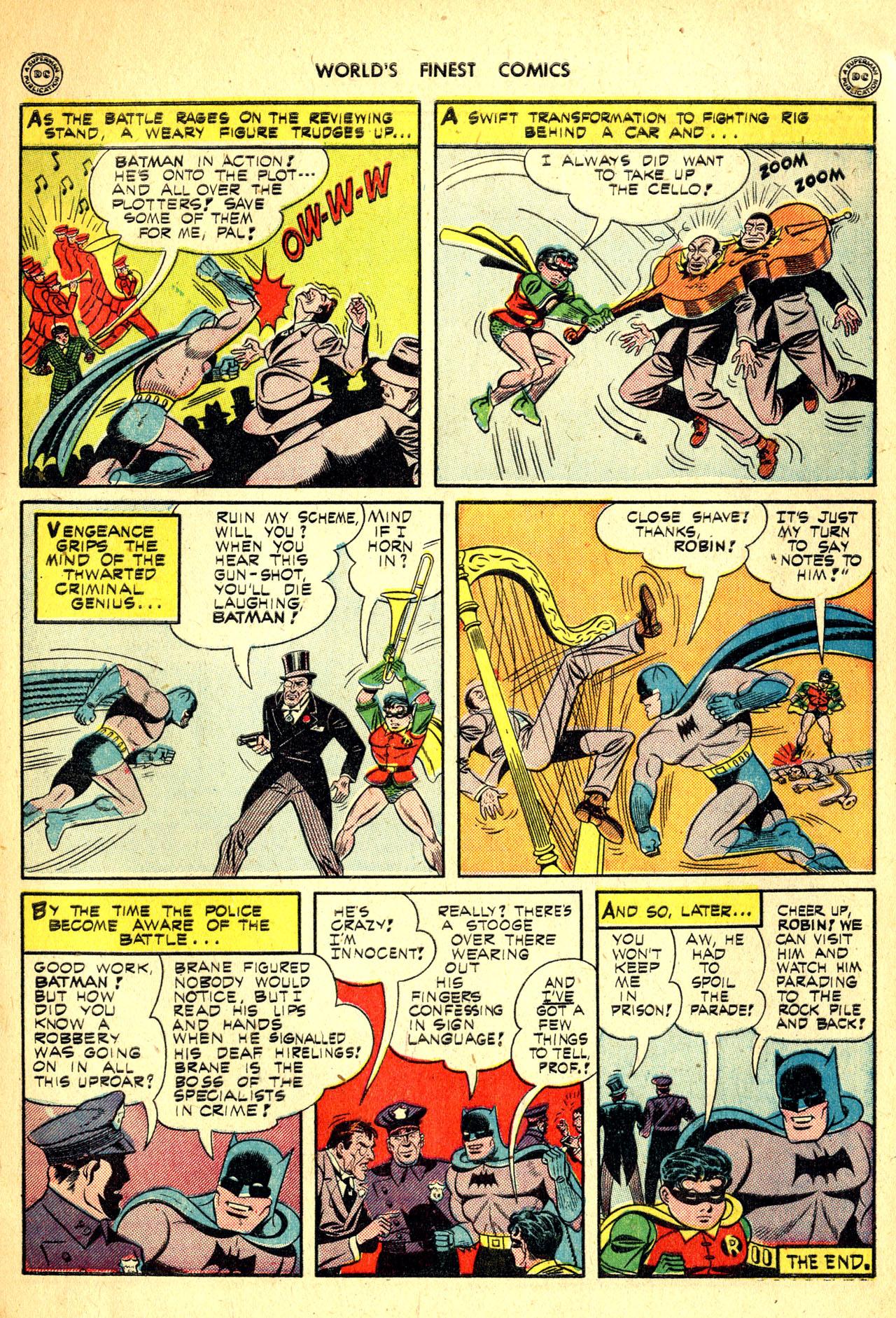 Read online World's Finest Comics comic -  Issue #18 - 81