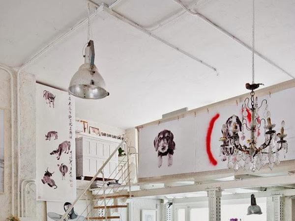 Creative House: Vintage Loft