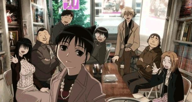 Anime Slice of Life Comedy Terbaik - Genshiken