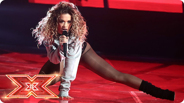 """Rita Ora returns to The X Factor with new single """"Anywhere"""""""