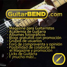 Web de Guitarra guitarbend.com