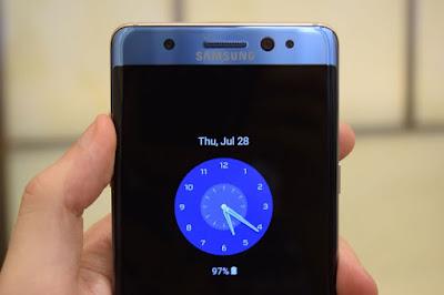 Thay màn hình Galaxy Note 7 giá rẻ tại MaxMobile