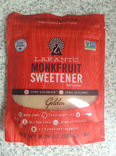 Lakanto Monkfruit Sweetener (Low Carb)