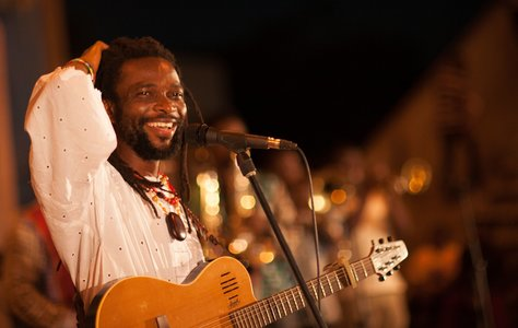 Image result for Oluseun Jacob is like many musicians but he has  special interest in afro singer, Segun Akinlolu,