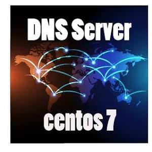 Konfigurasi DNS Server di Centos 7