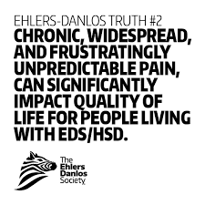 Diary of a Zebra: Living with HSD // EDS/HSD Awareness Month 2019