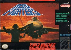 Aero Fighters SNES Prices