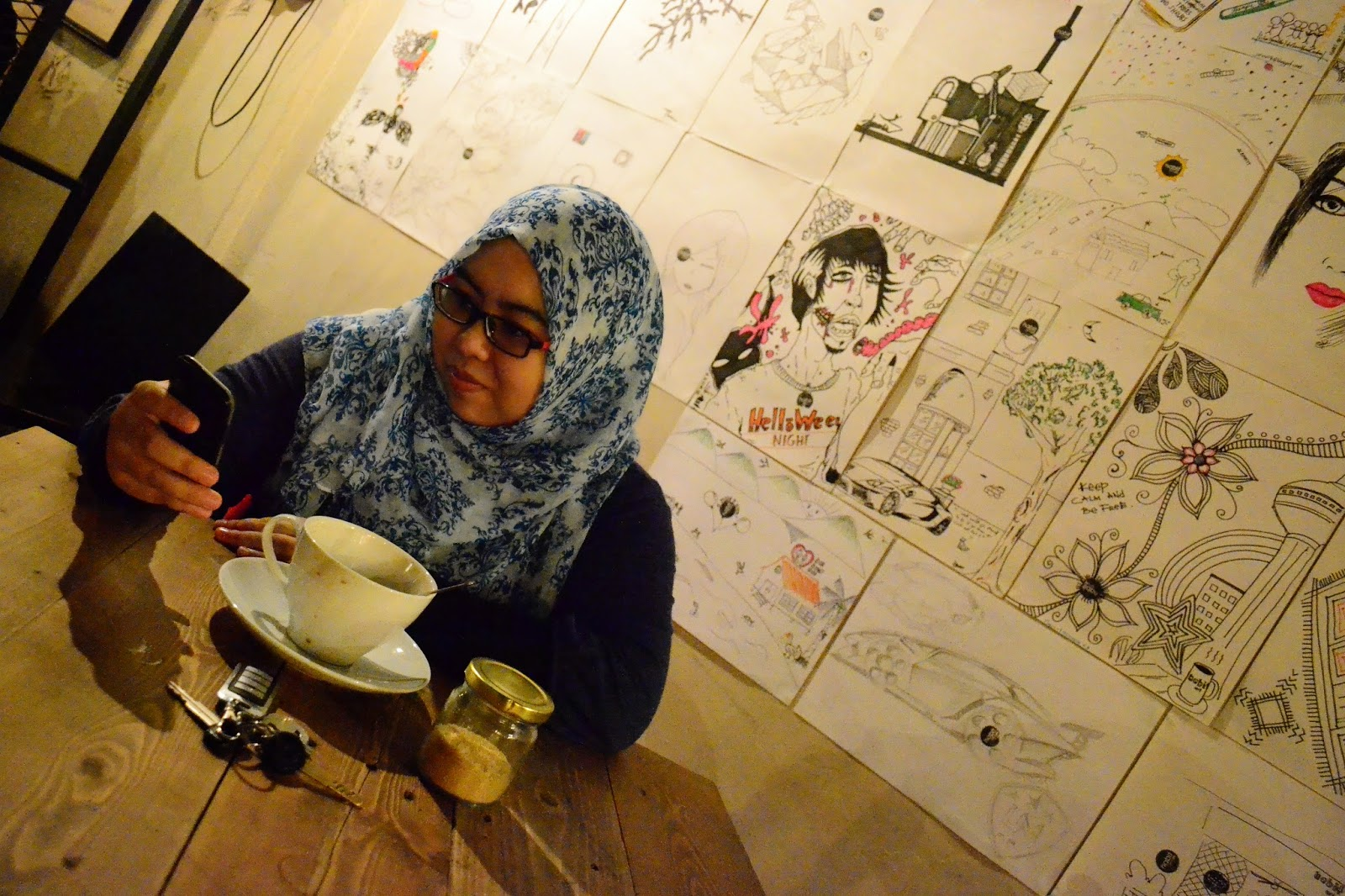 Habit Art Cafe Alor Setar