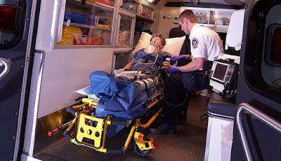 Medical Services Ambulance Woodlands