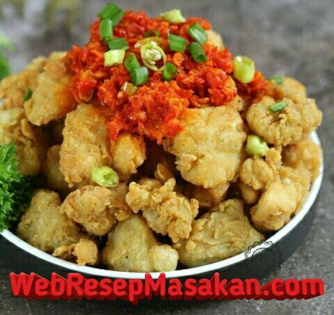 Dori Goreng Crispy, Ikan dori goreng crispy, Resep Dori Goreng Crispy,