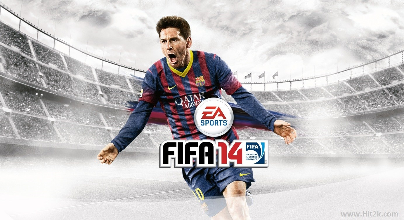 FIFA 14 Crack, With Keygen PC Game Free Download