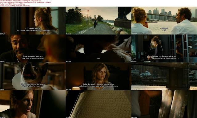 Capturas The Resident 2011 DVDRip Español Latino