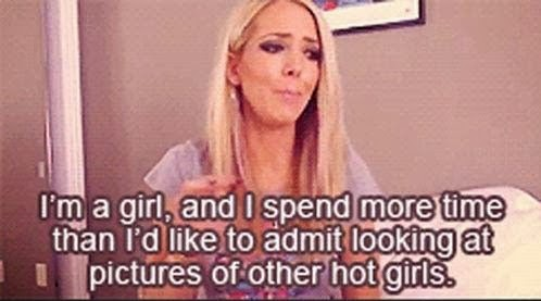 Jenna Marbles ponders the meaning of being a girl randommusings.filminspector.com