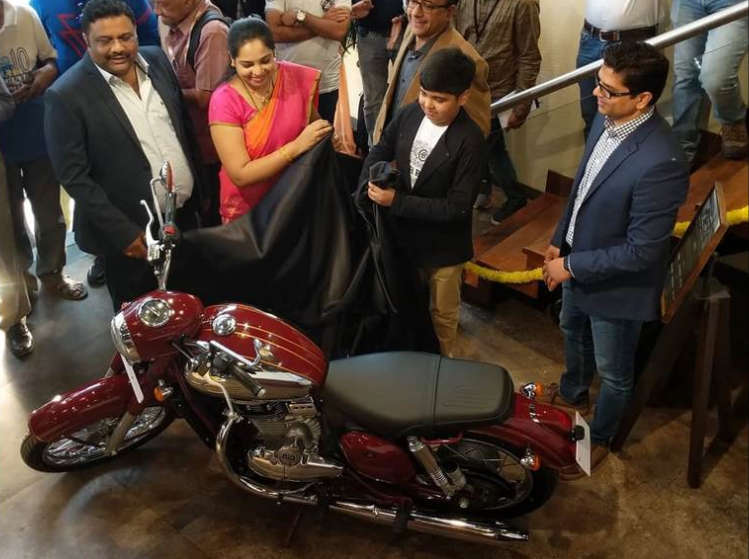 Jawa project to sell 90,000 bikes in the year of 2019