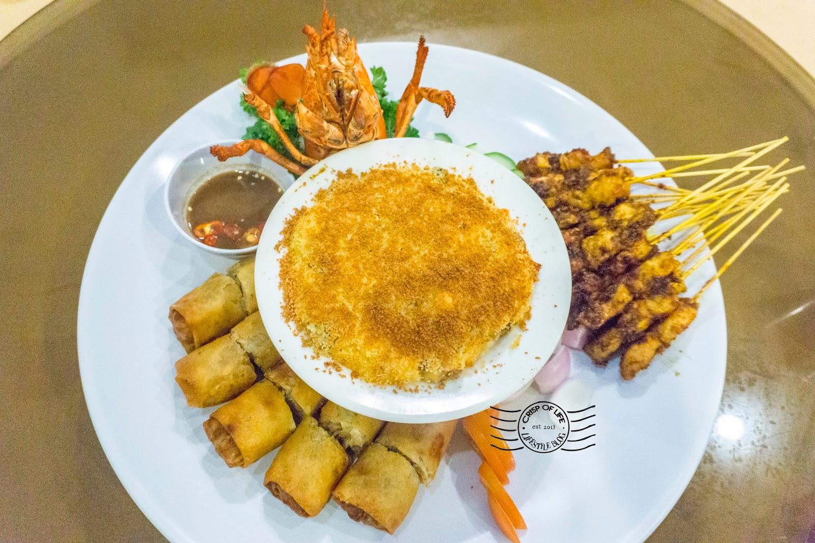 Ocean Green Restaurant Penang Seafood Jalan Ahmad Shah