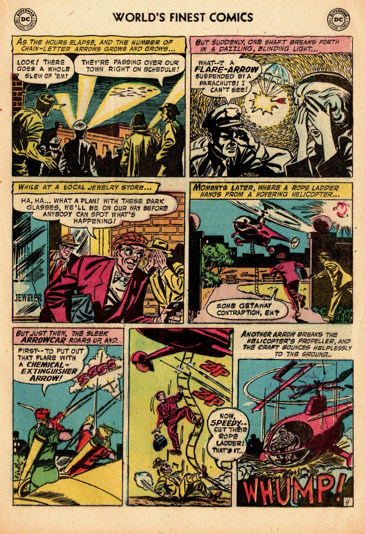 Read online World's Finest Comics comic -  Issue #91 - 21