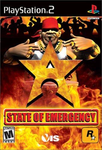 SOE - State Of Emergency | PS2