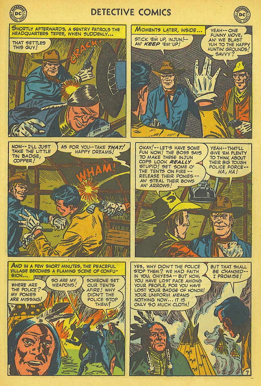Read online Detective Comics (1937) comic -  Issue #173 - 46
