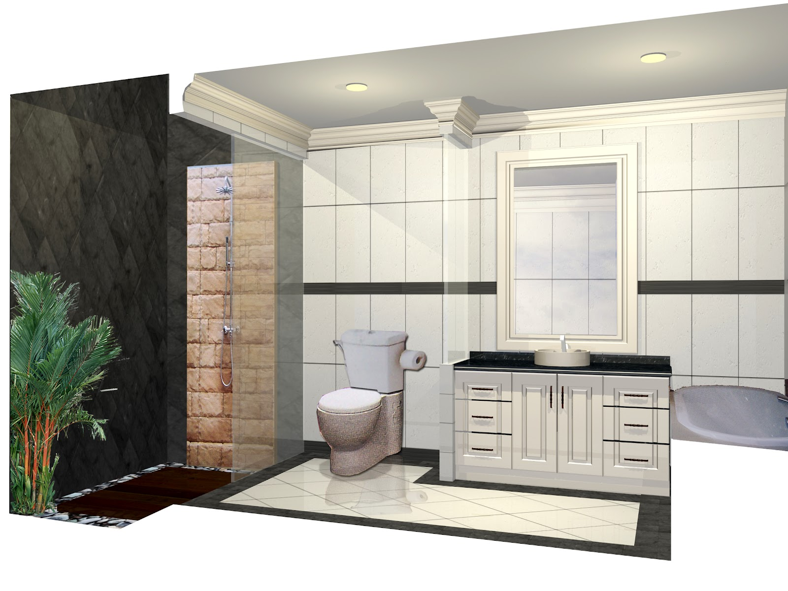 desain kamar mandi dan toilet