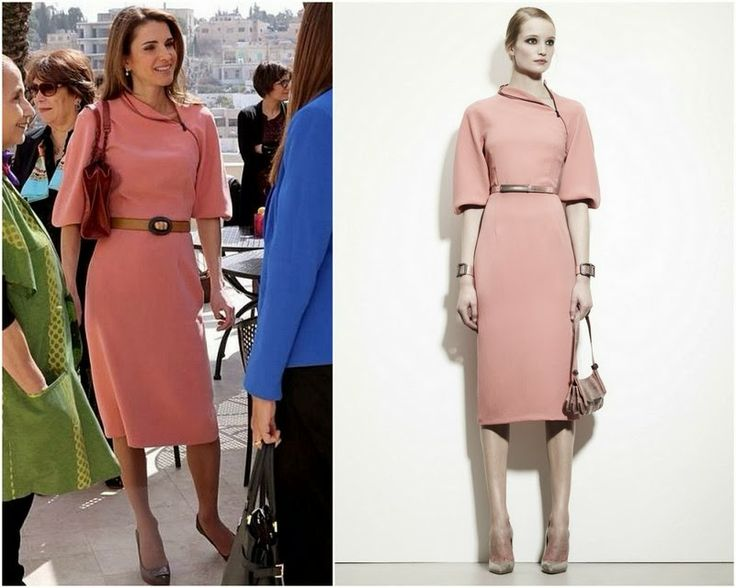 Darat al-Funun 25th Anniversary Celebration - Queen Rania - Bottega Veneta