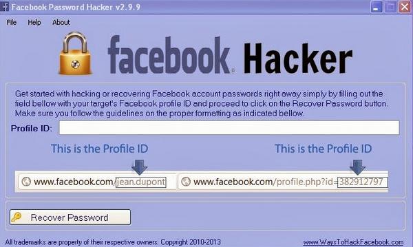 facebook password hacker v.2.9.0 free download full version with crack