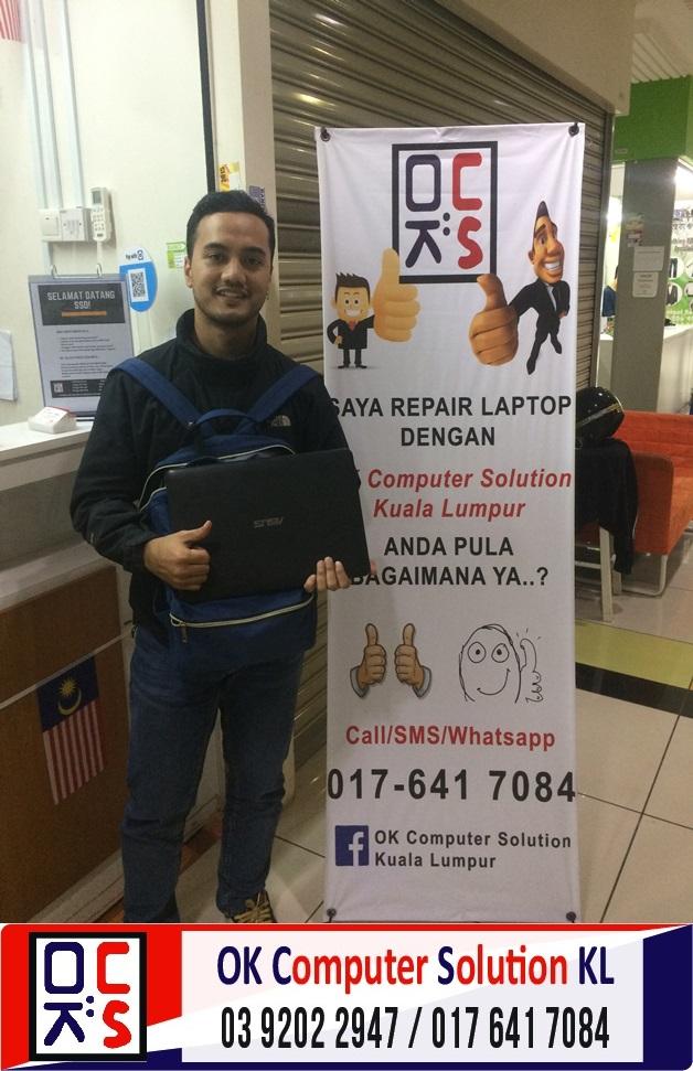 [SOLVED] TUKAR KEYBOARD ASUS X454L | REPAIR LAPTOP CHERAS 7