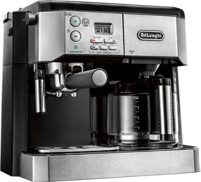 Delonghi Bco430 Coffee And Espresso Maker Features Specs