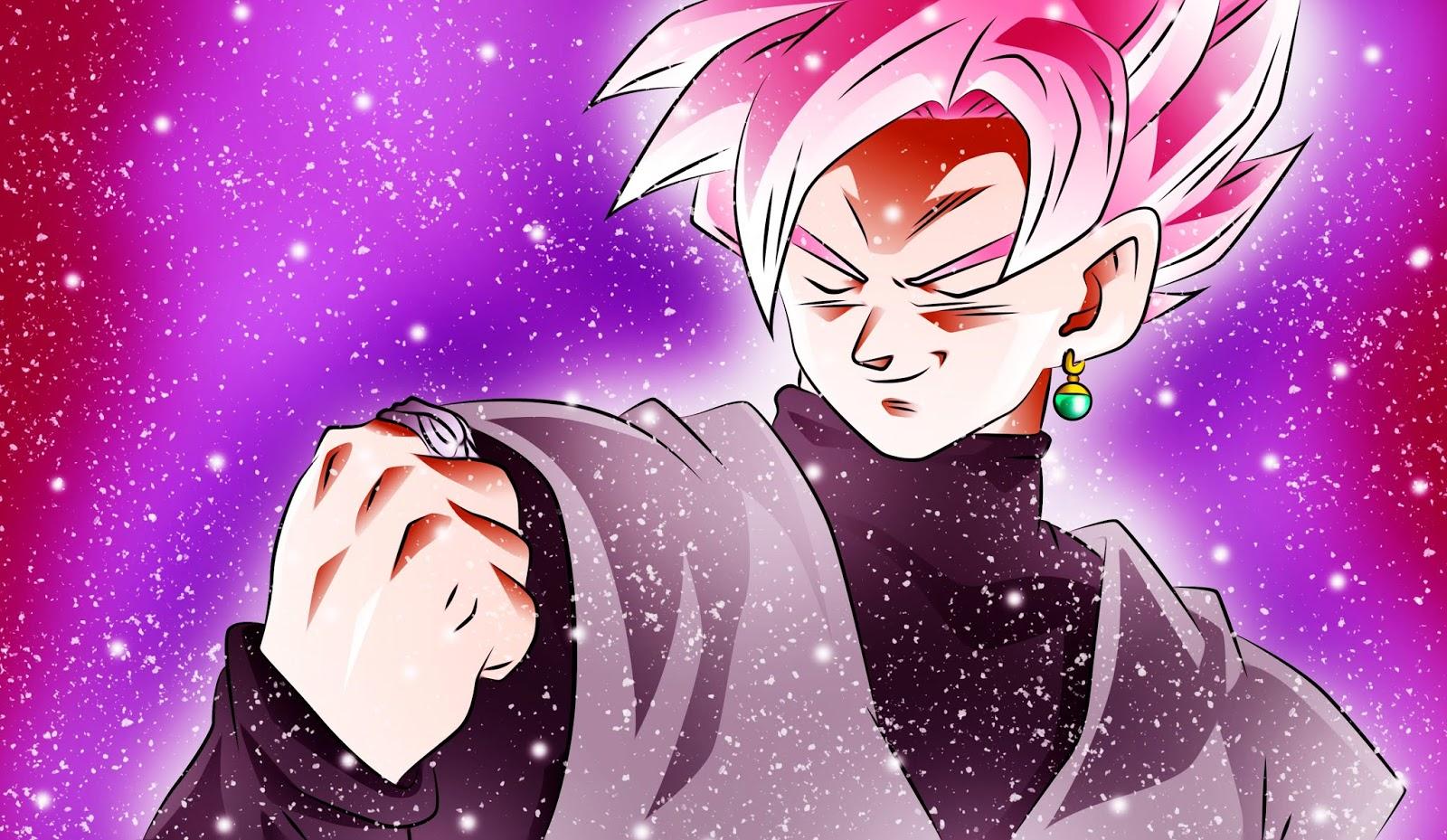 Super Saiyan Rose Wallpaper Hd: Son Goku BLACK Pics To Save As Wallpaper Super Saiyan Rose