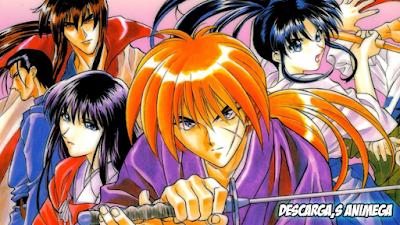 Rurouni Kenshin Manga Servidor: Mega/Google Drive