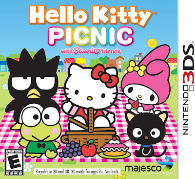 Hello Kitty Picnic Decrypted 3DS EUR