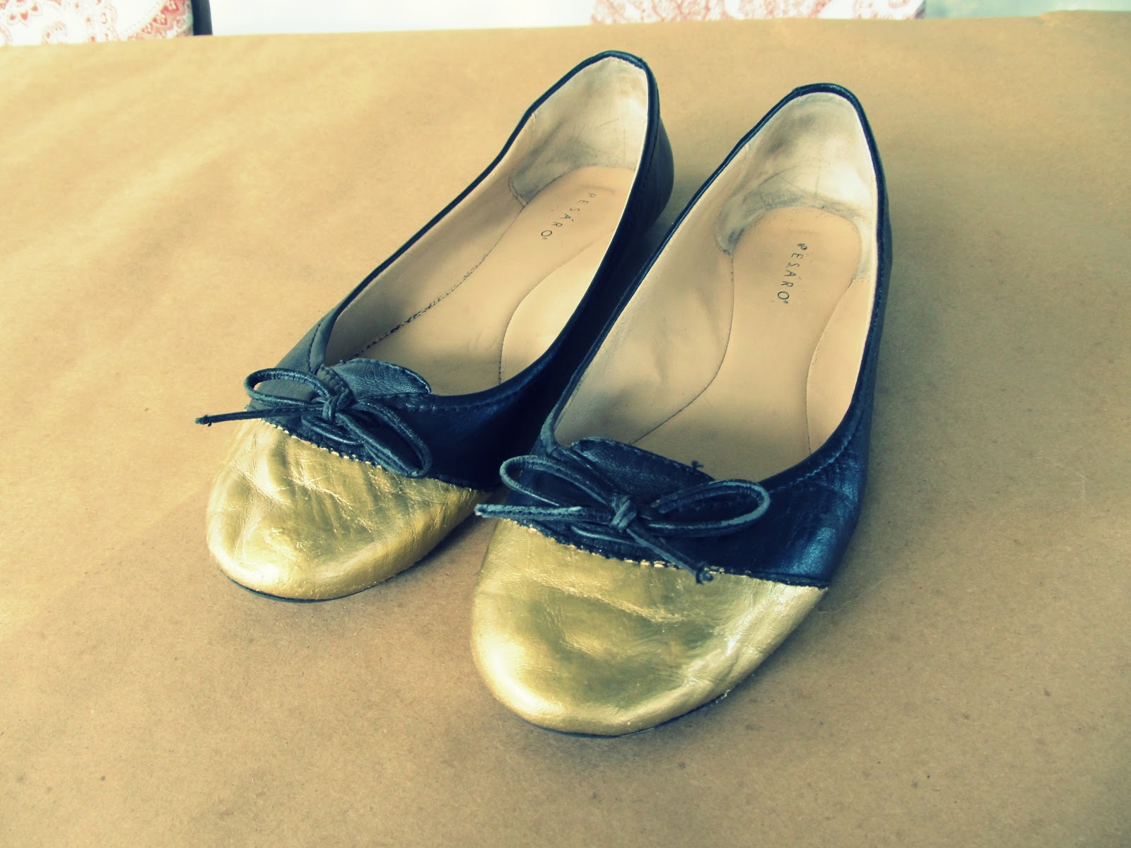 Gold Tip Shoes For Sale