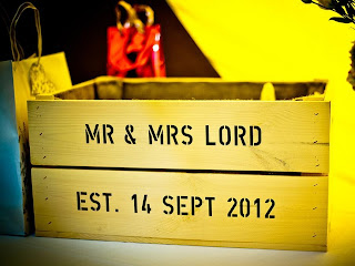 Wedding Crates