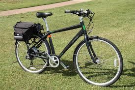publicidade sobre a bicicleta elétrica