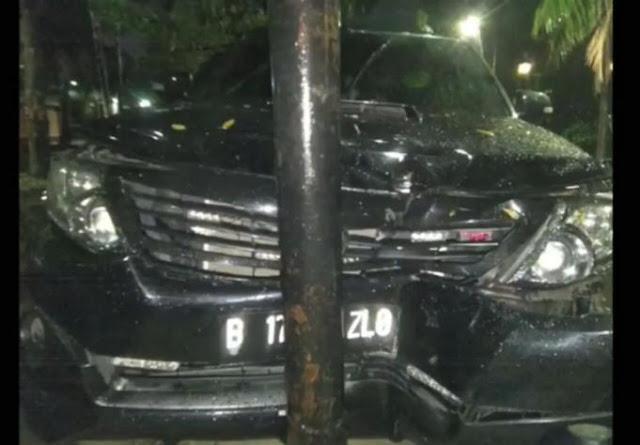 Aneh Setya Novanto Alami Kecelekaan Parah, Tapi Kok Supir Tak Ikutan Dirawat!