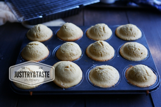 Resep Brown Sugar Muffin