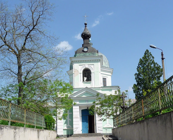 Херсон. Церква Всіх святих. 1808 р.
