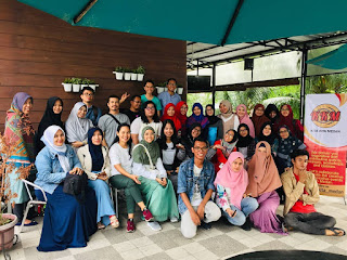 blogger sumut medan blogging class
