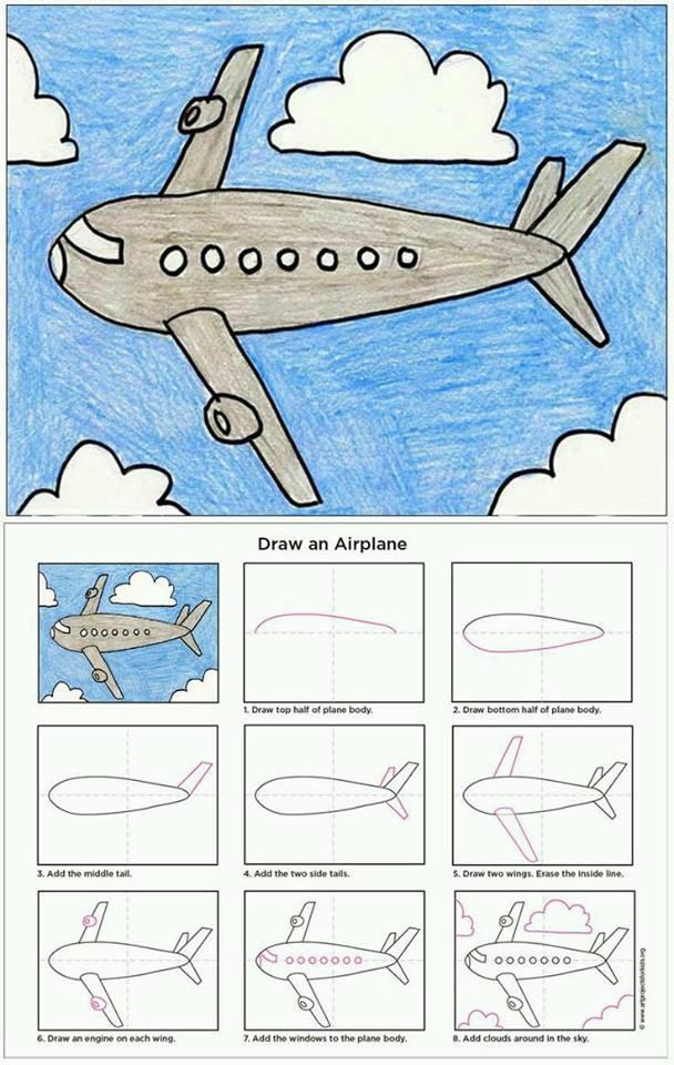Cara Menggambar Bebek : menggambar, bebek, Gambar, Bebek, Mudah